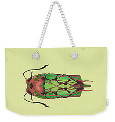Dread Bug Specimen Weekender Tote Bag