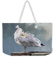 Looking Back Signed Weekender Tote Bag