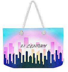 Spotlight Jesus Weekender Tote Bag