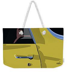 Ranchero Weekender Tote Bag