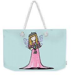 Kiniart Faerie Princess Weekender Tote Bag