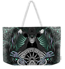 The Fish Pisces Spirit Weekender Tote Bag