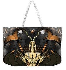 The Goat Capricorn Spirit Weekender Tote Bag