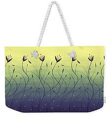 Algae Plants In Green Water Weekender Tote Bag