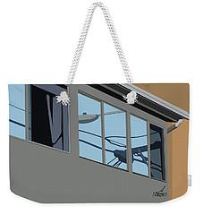 Power Windows Weekender Tote Bag