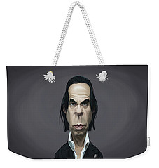 Celebrity Sunday - Nick Cave Weekender Tote Bag