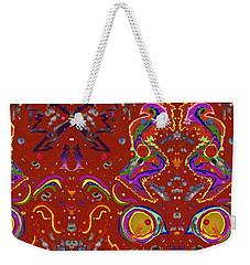 Xtine's Nebula 1 Weekender Tote Bag