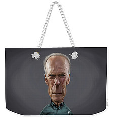 Celebrity Sunday - Clint Eastwood Weekender Tote Bag