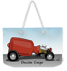 Douche Coupe Weekender Tote Bag