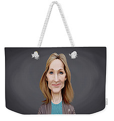 Celebrity Sunday - J.k.rowling Weekender Tote Bag