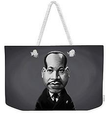 Celebrity Sunday - Martin Luther King Weekender Tote Bag