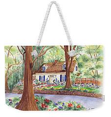 Main Street Charmer Weekender Tote Bag