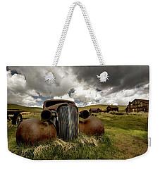 Old  Car Bodie State Park Weekender Tote Bag