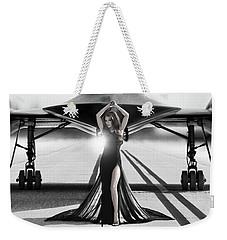 Area 71 Dark Diva Mid Weekender Tote Bag