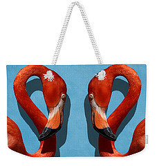 Curves, A Head Weekender Tote Bag