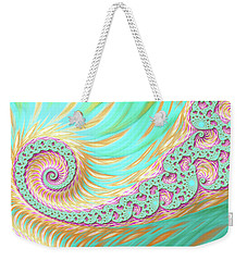 Hope For A Beautiful Day Weekender Tote Bag