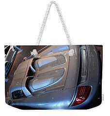 Rear Pov Weekender Tote Bag