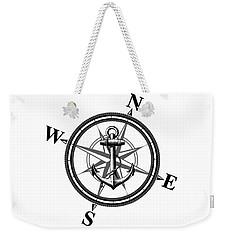 Nautica Bw Weekender Tote Bag by Nicklas Gustafsson