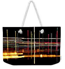 Cosmic Avenues Weekender Tote Bag