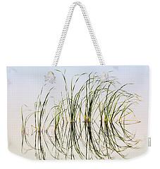 Graceful Grass Weekender Tote Bag