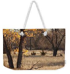 Shades Of Autumn Weekender Tote Bag by Bill Kesler