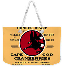 1900 Honker Cranberries Weekender Tote Bag by Historic Image