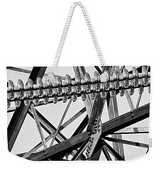 What's Your Angle Weekender Tote Bag by Bill Kesler