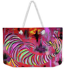 Jewel Of The Orient #3 Weekender Tote Bag