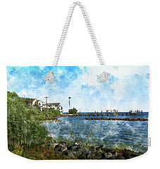 Arundel On The Bay Weekender Tote Bag