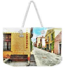 Arzachena Garibaldi Street Weekender Tote Bag