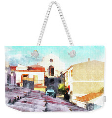 Arzachenaroof And Church Weekender Tote Bag