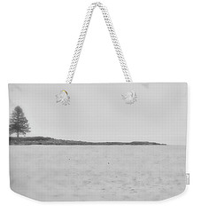 Weekender Tote Bag featuring the photograph As I Look Out To Sea by Richard Bean