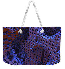 As Night Falls Weekender Tote Bag by Lyle Hatch