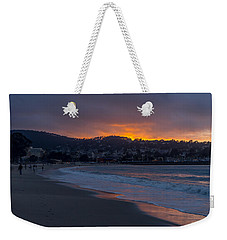 As The Sun Sets Weekender Tote Bag by Derek Dean