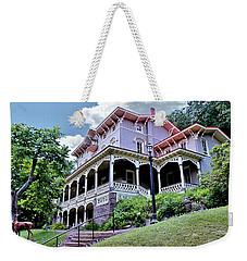 Asa Packer Mansion Weekender Tote Bag