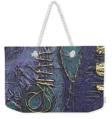 Ascending Blue Weekender Tote Bag