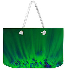 Weekender Tote Bag featuring the photograph Ascending by Greg Collins