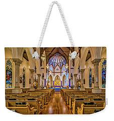 Ascension Catholic Church Weekender Tote Bag