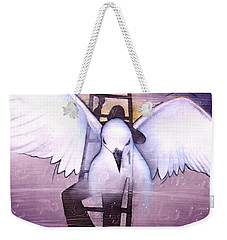 Ascension Weekender Tote Bag by Christopher Marion Thomas