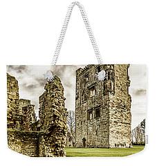 Ashby Castle Weekender Tote Bag