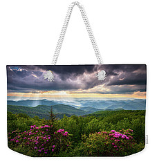 Asheville Nc Blue Ridge Parkway Scenic Landscape Photography Weekender Tote Bag