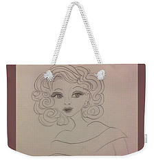 Ashley Barbour Weekender Tote Bag