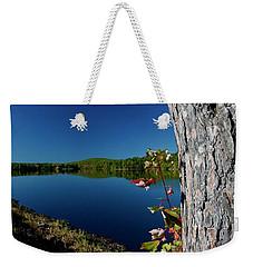 Ashley Reservoir Weekender Tote Bag