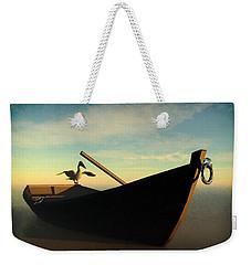 Ashore... Weekender Tote Bag by Tim Fillingim