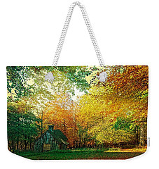 Ashridge Autumn Weekender Tote Bag