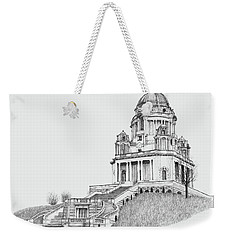 Ashton Memorial Weekender Tote Bag