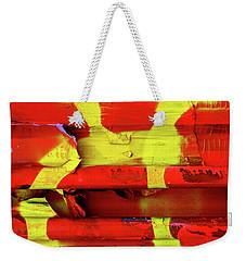 Asia Weekender Tote Bag