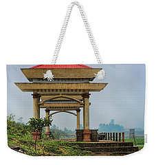 Asian Architecture I Weekender Tote Bag