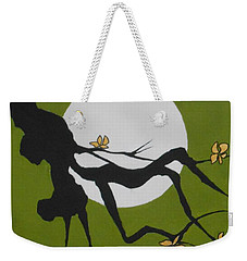 Asian Branch Icon No. 1 Weekender Tote Bag