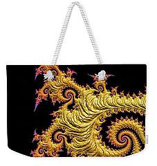 Asian Gold Weekender Tote Bag